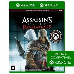 Assassin´s Creed Revelations - Xbox 360 / Xbox One