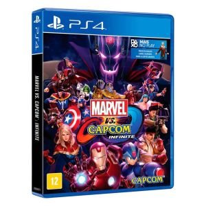 Game Marvel Vs Capcom Infinite - PS4