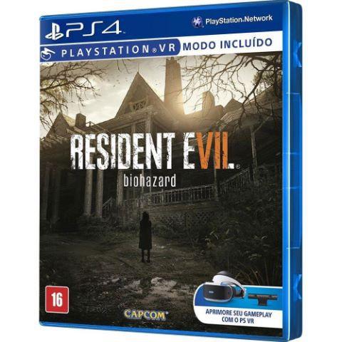 Resident Evil 7 PS4 - Usado