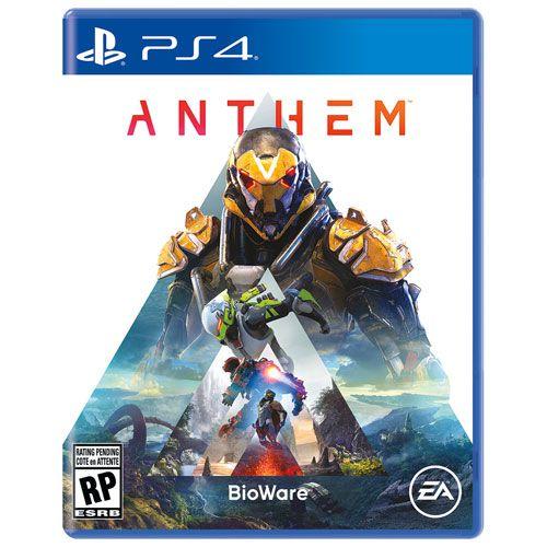 ANTHEM - PS4 | PRÉ-VENDA