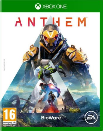 ANTHEM - XBOX ONE | PRÉ-VENDA