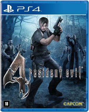 Resident Evil 4 Remastered - PS4