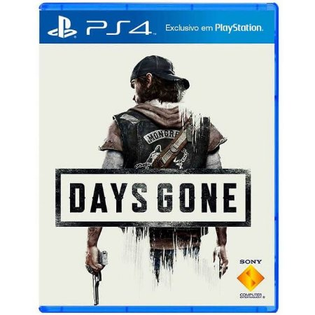 Days Gone - PS4 | PRÉ-VENDA