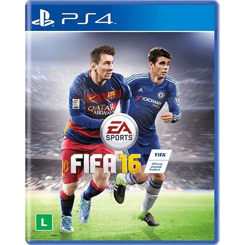 Fifa 16 PS4 - Usado