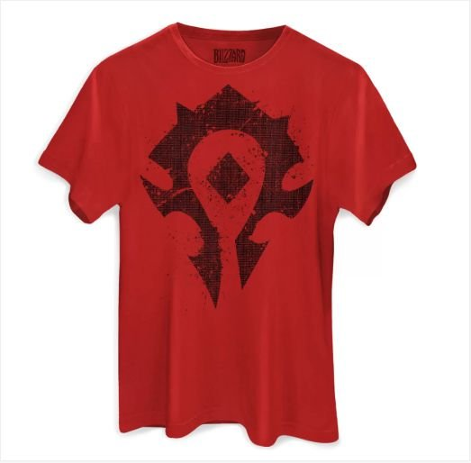 Camiseta Masculina World of Warcraft Illidan Combo