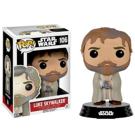 Funko Pop Star Wars Luke Skywalker 106