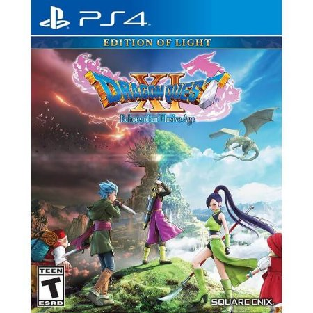 Dragon Quest XI: Echoes of an Elusive Age - PS4 | PRÉ-VENDA