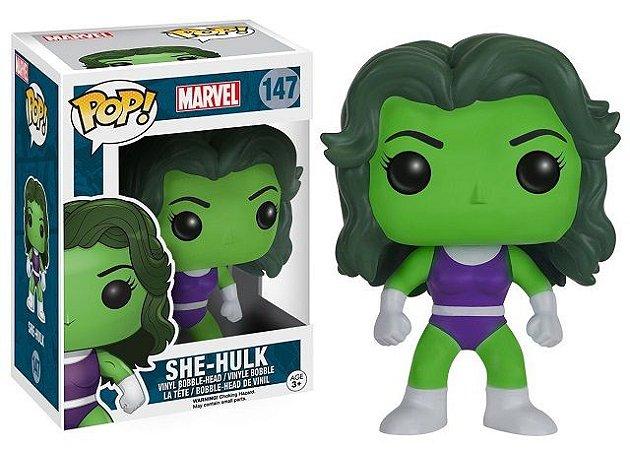 Funko Pop Marvel She-Hulk - 147