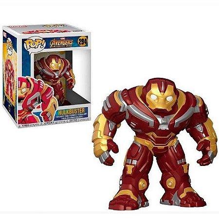 Funko Pop Marvel Vingadores Guerra Infinita HulkBuster - 294