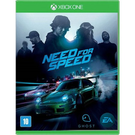 Need for Speed Xbox One - Usado