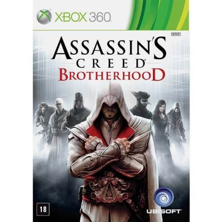 Assassin's Creed Brotherhood Xbox 360 - Usado