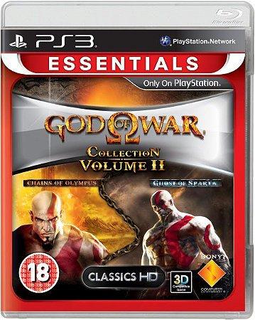God of War Collection Volume 2 PS3 - Usado