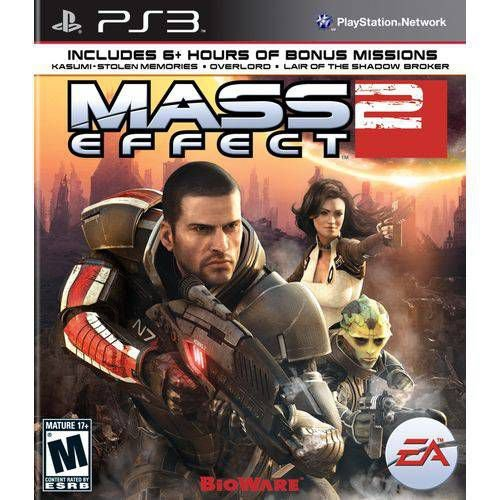Mass Effect 2 PS3 - Usado