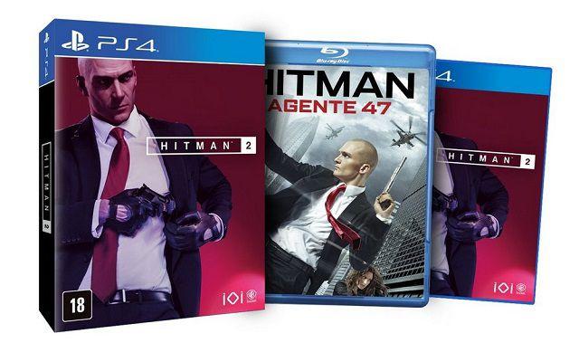 Hitman 2 Edição (Limitada) - PS4