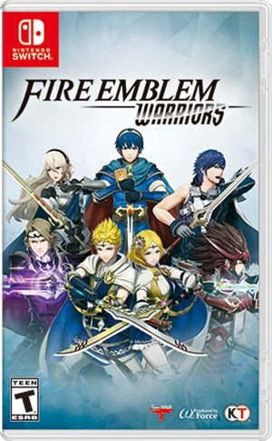 Fire Emblem Warriors Nintendo Switch - Usado