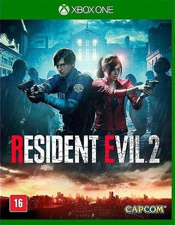 Resident Evil 2 - Xbox One | PRÉ-VENDA