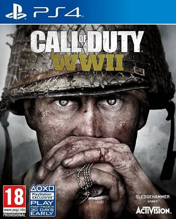 Call Of Duty World War 2 - PS4
