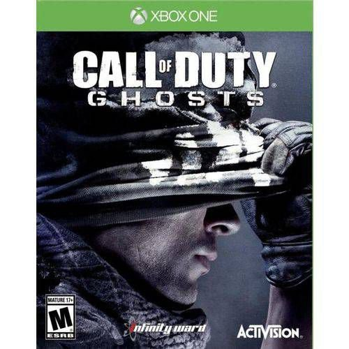 Call Of Duty Ghosts Xbox One - Usado