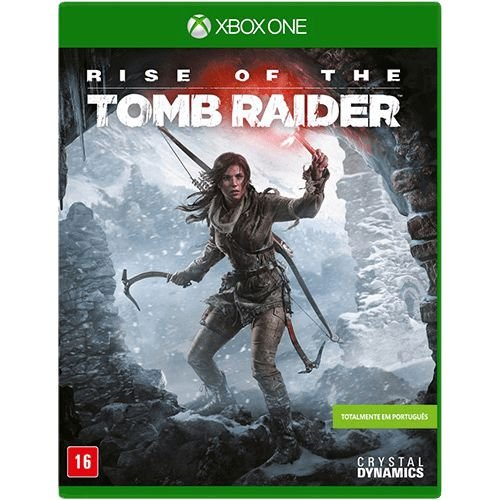 Rise of The Tomb Raider Xbox One - Usado