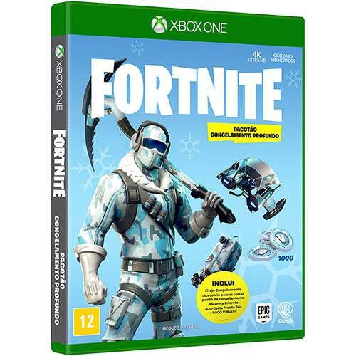 Fortnite (Pacote Congelamento Profundo) - Xbox One