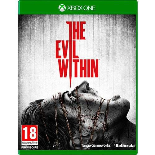 The Evil Within Xbox One - Usado