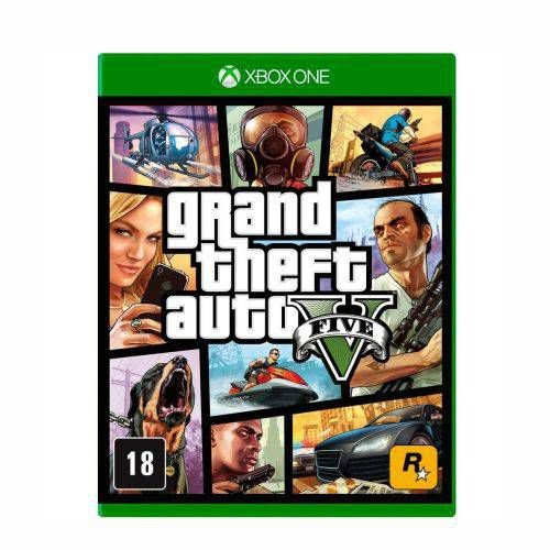 Grand Theft Auto V (GTA) - Xbox One