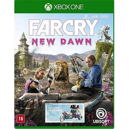 Far Cry New Dawn - Xbox One | Pré-venda