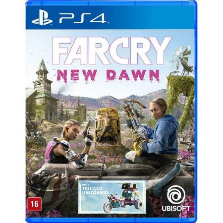 Far Cry New Dawn - PS4 | Pré-venda