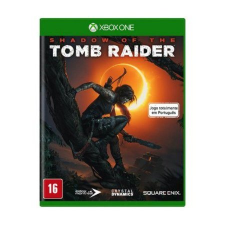 Shadow of The Tomb Raider Xbox One - Usado