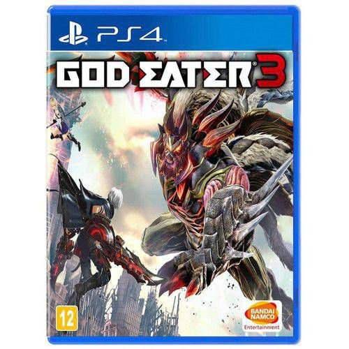 God Eater 3 PS4 - Usado
