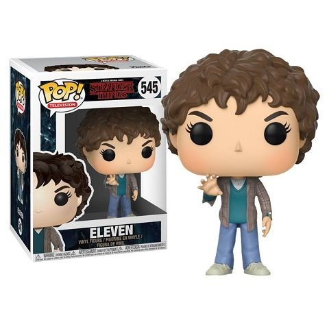 Funko Pop Television Stranger Things Eleven - 545