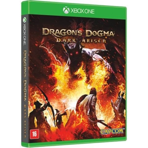 DRAGONS DOGMA - DARK ARISEN - XBOX ONE