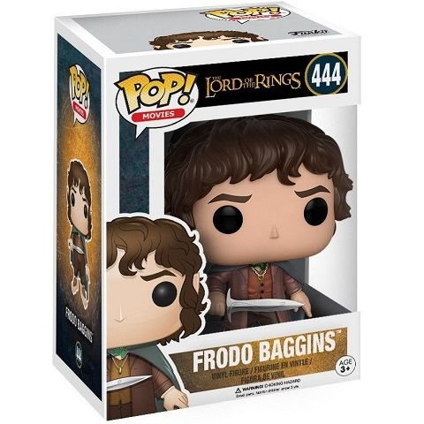 Funko Pop Movies Lord Of The Rings Frodo Baggins - 444