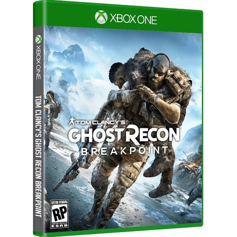 Tom Clancy's Ghost Recon Breakpoint - Xbox One | Pré-venda