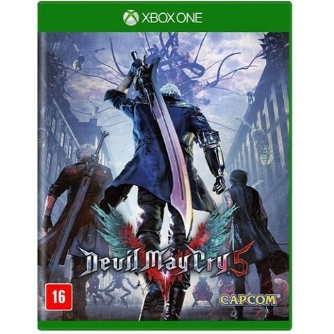 Devil May Cry 5 Xbox One - Usado