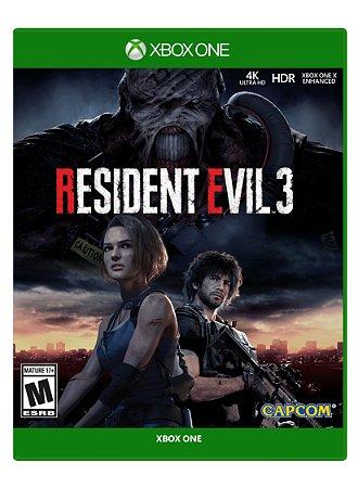 Resident Evil 3 - Xbox One | Pré-venda