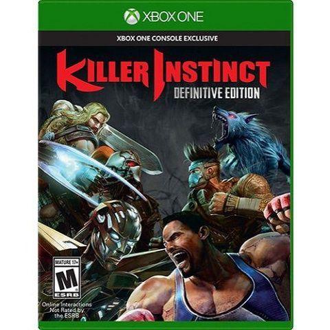 Killer Instinct Edição Definitiva Xbox One - Usado