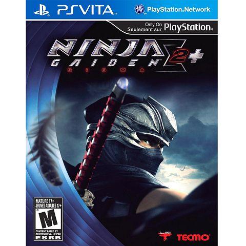 Ninja Gaiden 2 Plus Sigma Psvita - Usado