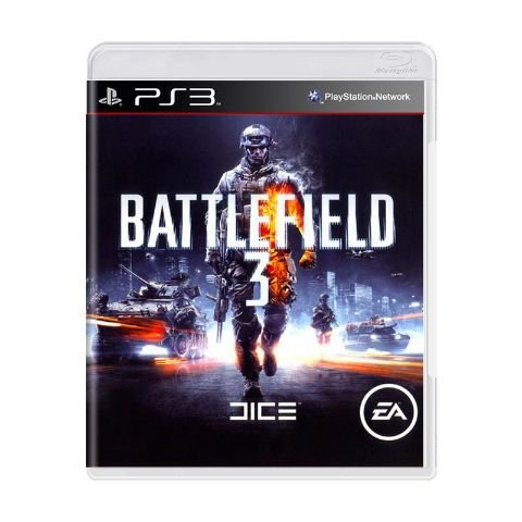 Battlefield 3 PS3 - Usado