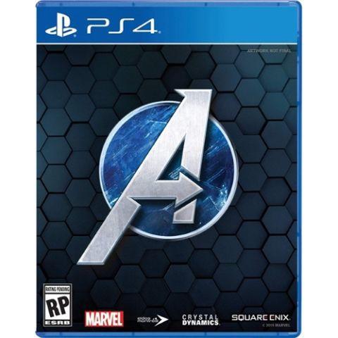 Marvel's Avangers - PS4 | Pré-venda