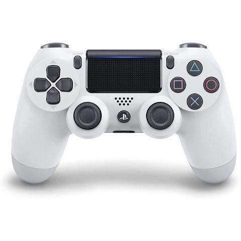 Controle PS4 - Branco Fosco