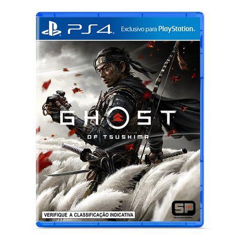 Ghost Of Tsushima - PS4 | Pré-Venda