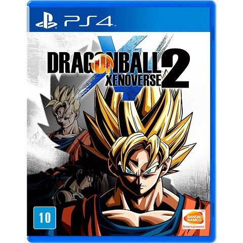 Dragon Ball Xenoverse 2 - PS4 - Usado