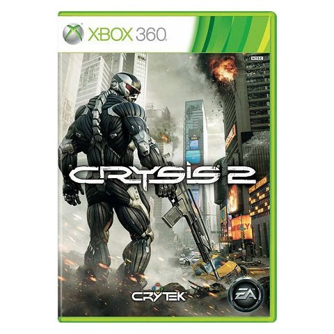 Crysis 2 - Xbox 360 - Usado