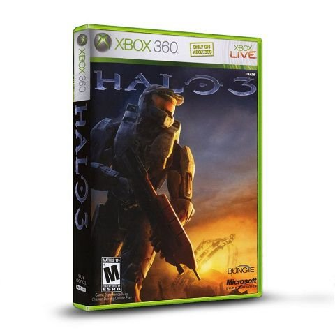 Halo 3 - Xbox 360 - Usado