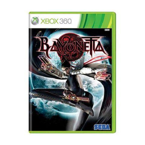 Bayonetta - Xbox 360 - Usado