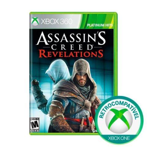 Assassins Creed Revelations - Xbox 360 - Usado