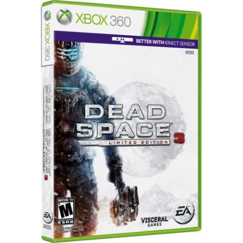 Dead Space 3 Edição Limitada - Xbox 360 - Usado