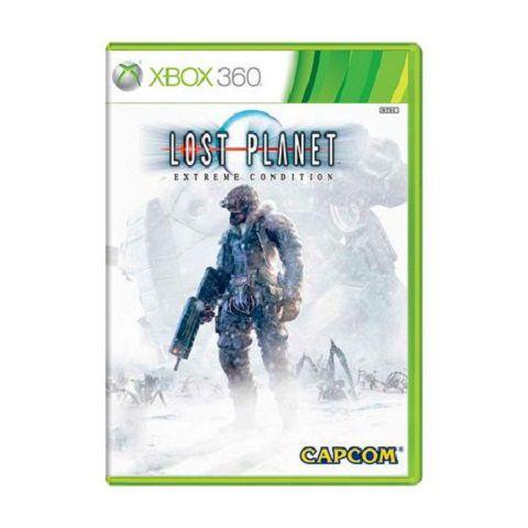 Lost Planet Extreme Condition - Xbox 360 - Usado