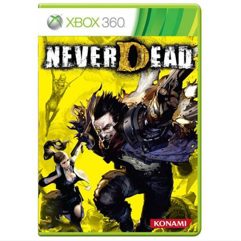 Never Dead - Xbox 360 - Usado